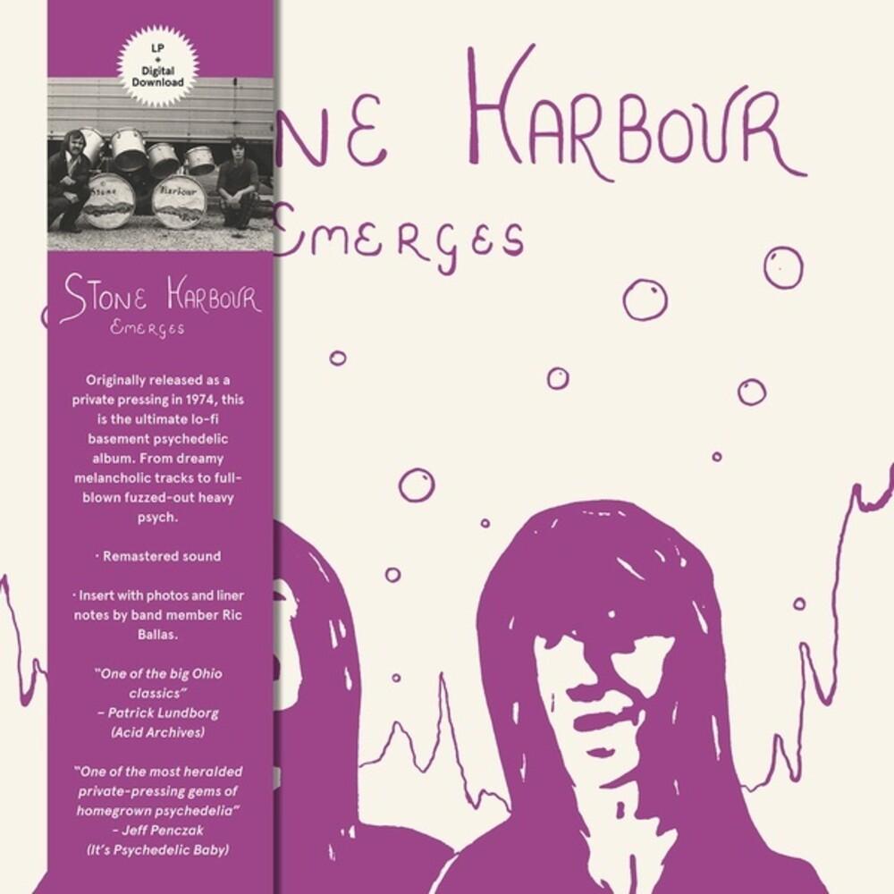 Stone Harbour - Emerges (2021 Repress)