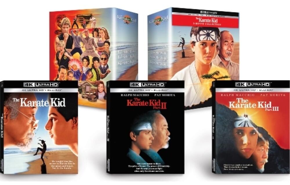 Karate Kid 3-Movie - The Karate Kid 3-Movie