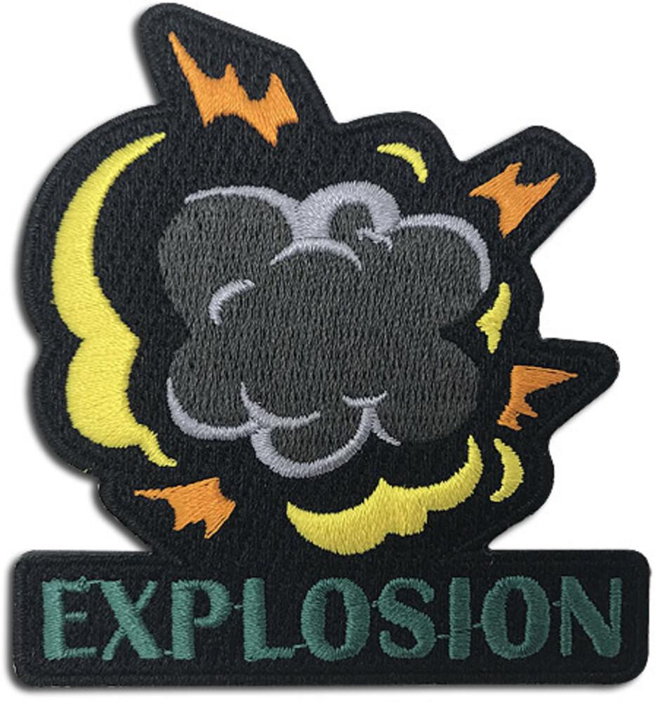 My Hero Academia Explosion 3 Inch Patch - My Hero Academia Explosion 3 Inch Patch (Clcb)