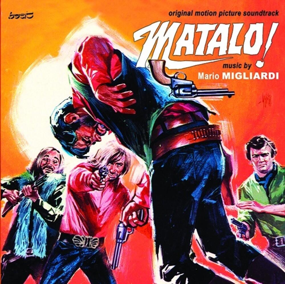 Mario Migliardi  (Ita) - Matalo / O.S.T. (Ita)
