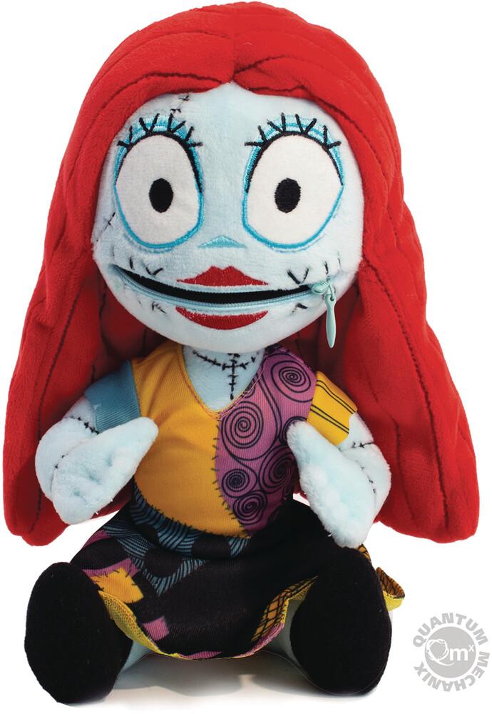 Nightmare Before Christmas Sally Zippermouth Plush - Nightmare Before Christmas Sally Zippermouth Plush