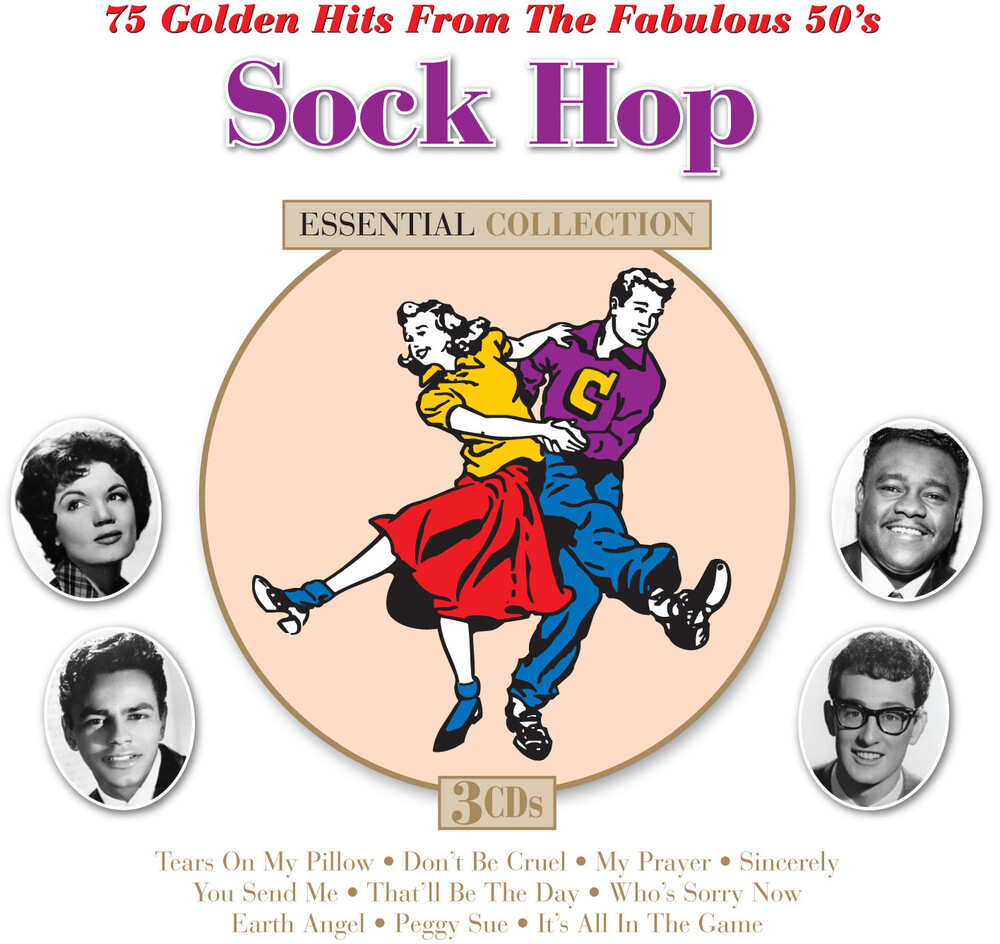 Sock Hop - Sock Hop: Essential Collection (Various Artists)