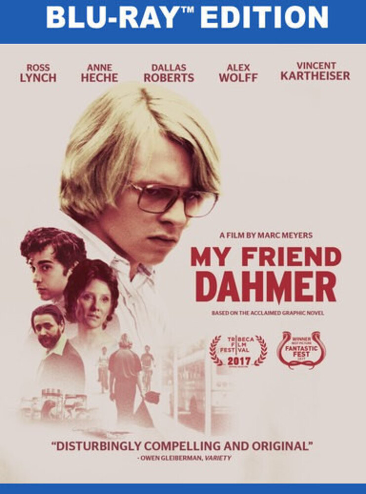 My Friend Dahmer [Movie] - My Friend Dahmer [Special Edition]