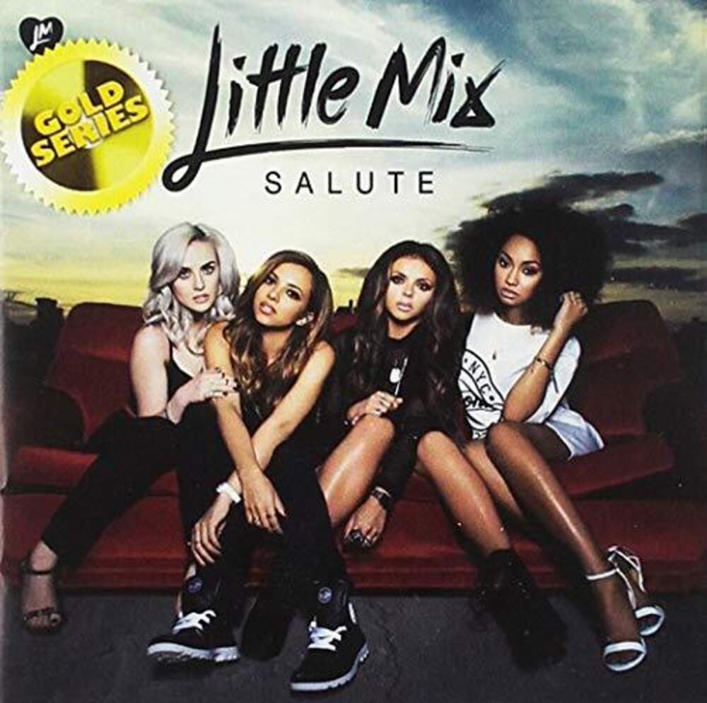 Little Mix - Salute (Gold Series) [Import]