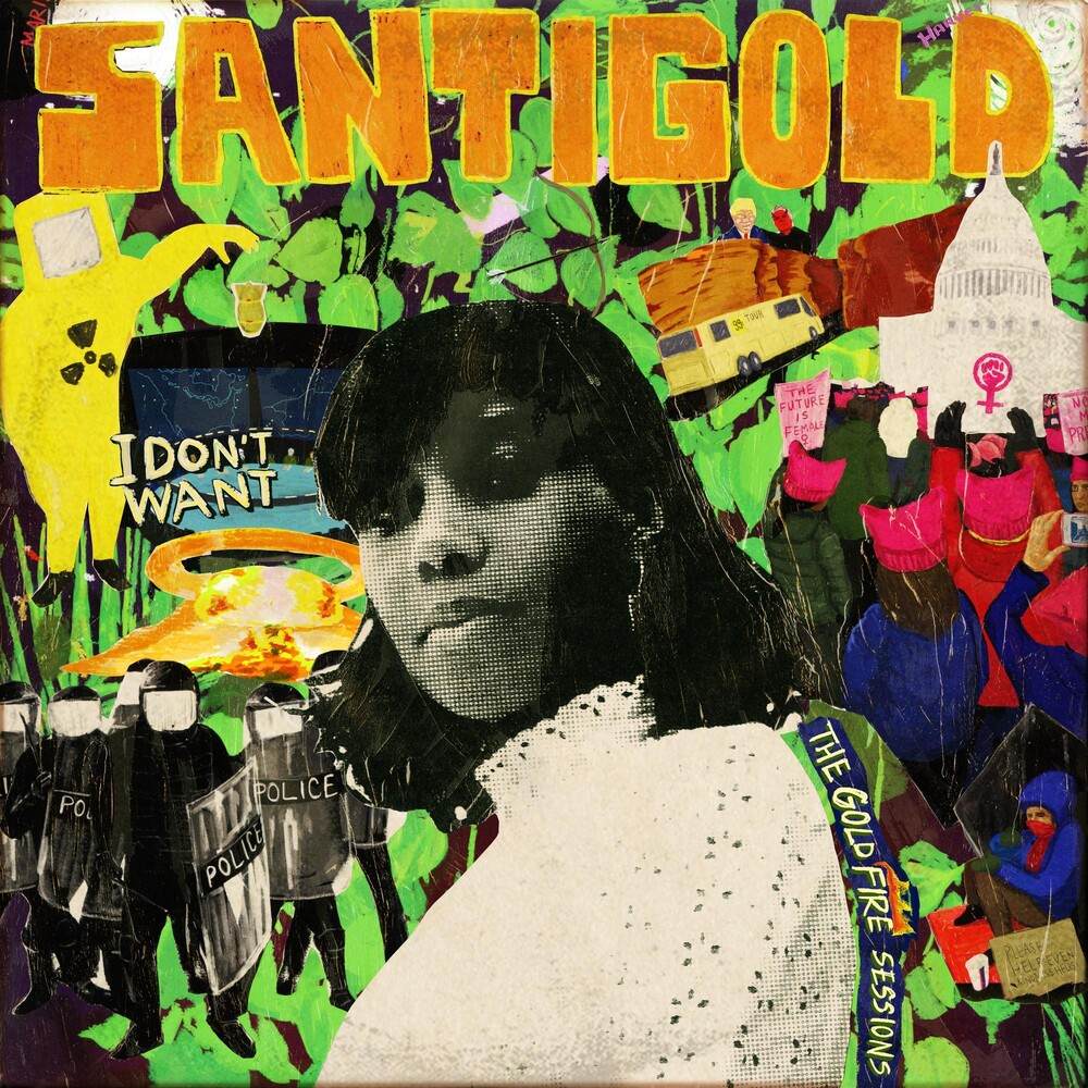 Santigold - I Don't Want: The Gold Fire Sessions [RSD 2019]