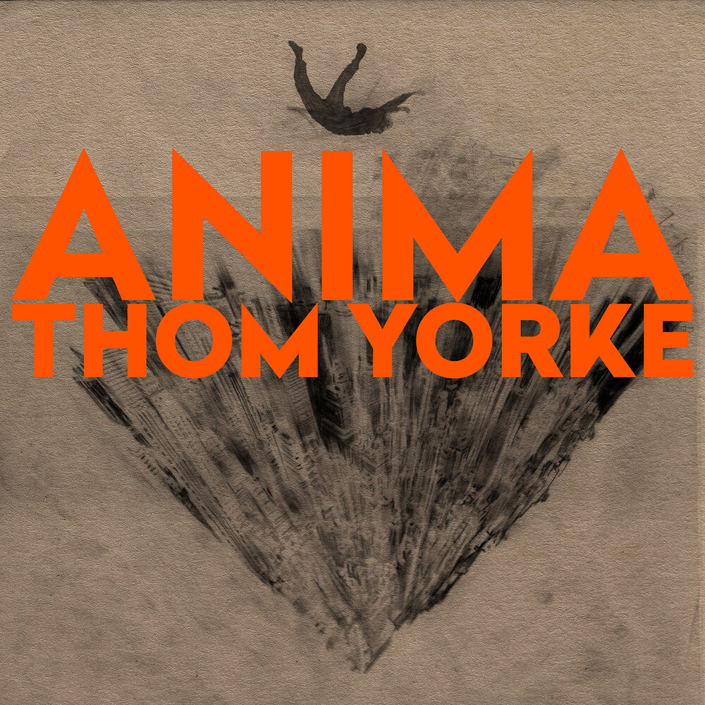 Thom Yorke - ANIMA [Indie Exclusive Limited Edition Orange 2LP]