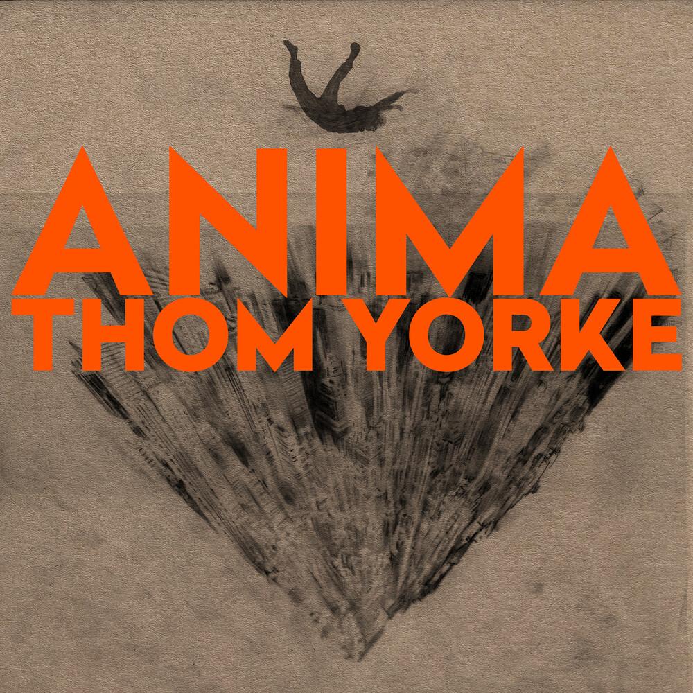 Thom Yorke - ANIMA [Indie Exclusive Limited Edition Orange 2LP]