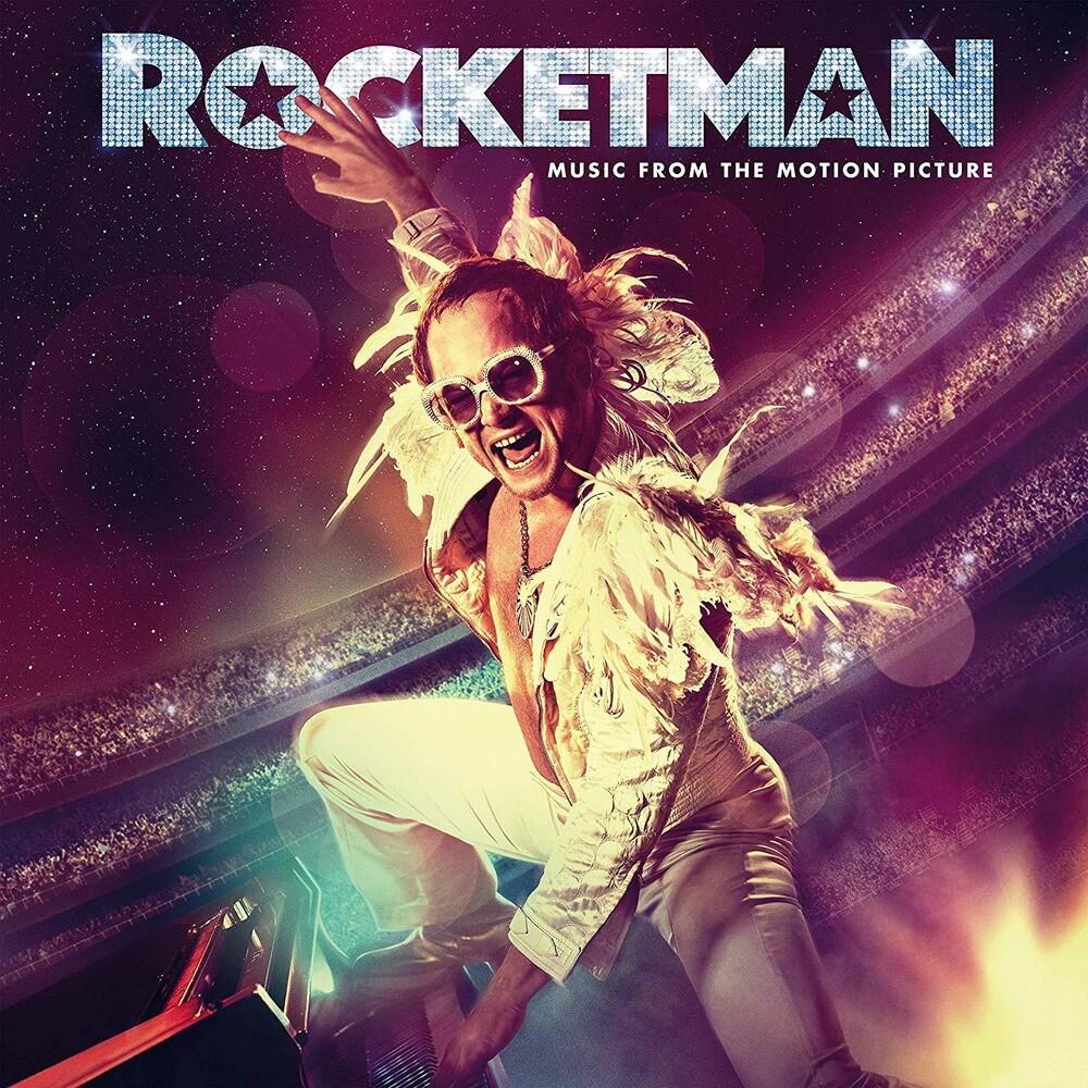 Elton John & Taron Egerton - Rocketman (Music From The Motion Picture) [2LP]