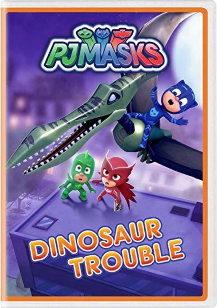 Pj Masks: Dinosaur Trouble - Pj Masks: Dinosaur Trouble