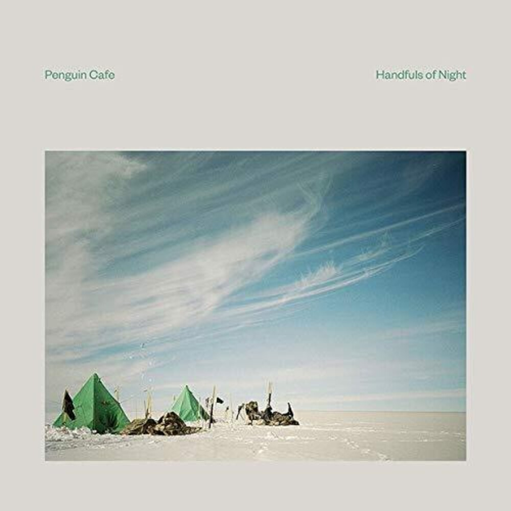 Penguin Café - Handfuls Of Night [Limited Edition Clear LP]