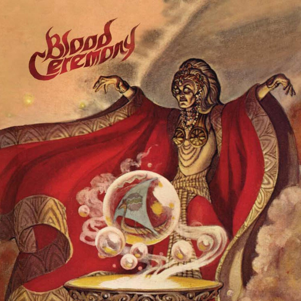 Blood Ceremony - Blood Ceremony (Rise Above Records 30Th Anniversary Gold SparkleEdition)