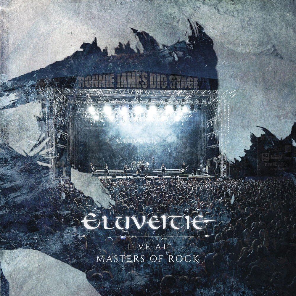 Eluveitie - Live At Masters Of Rock 2019 [Import LP]
