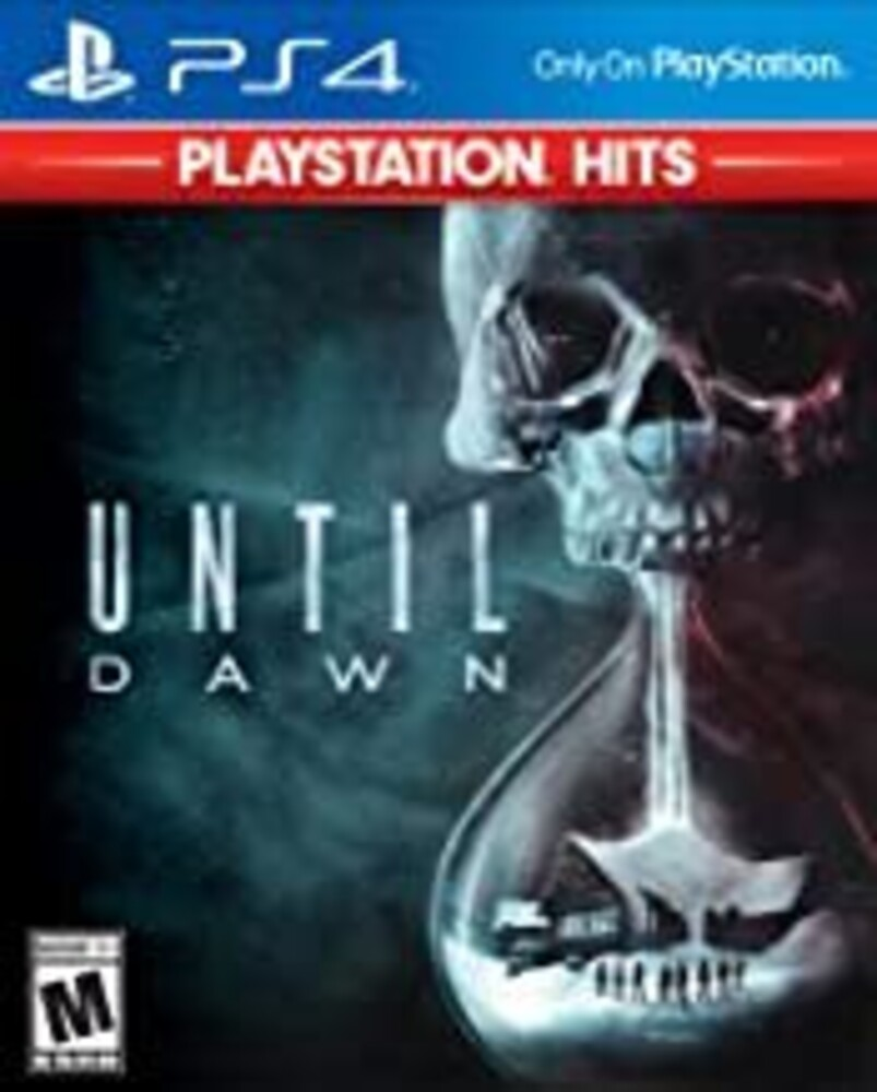 Ps4 Until Dawn Hits - Until Dawn Hits