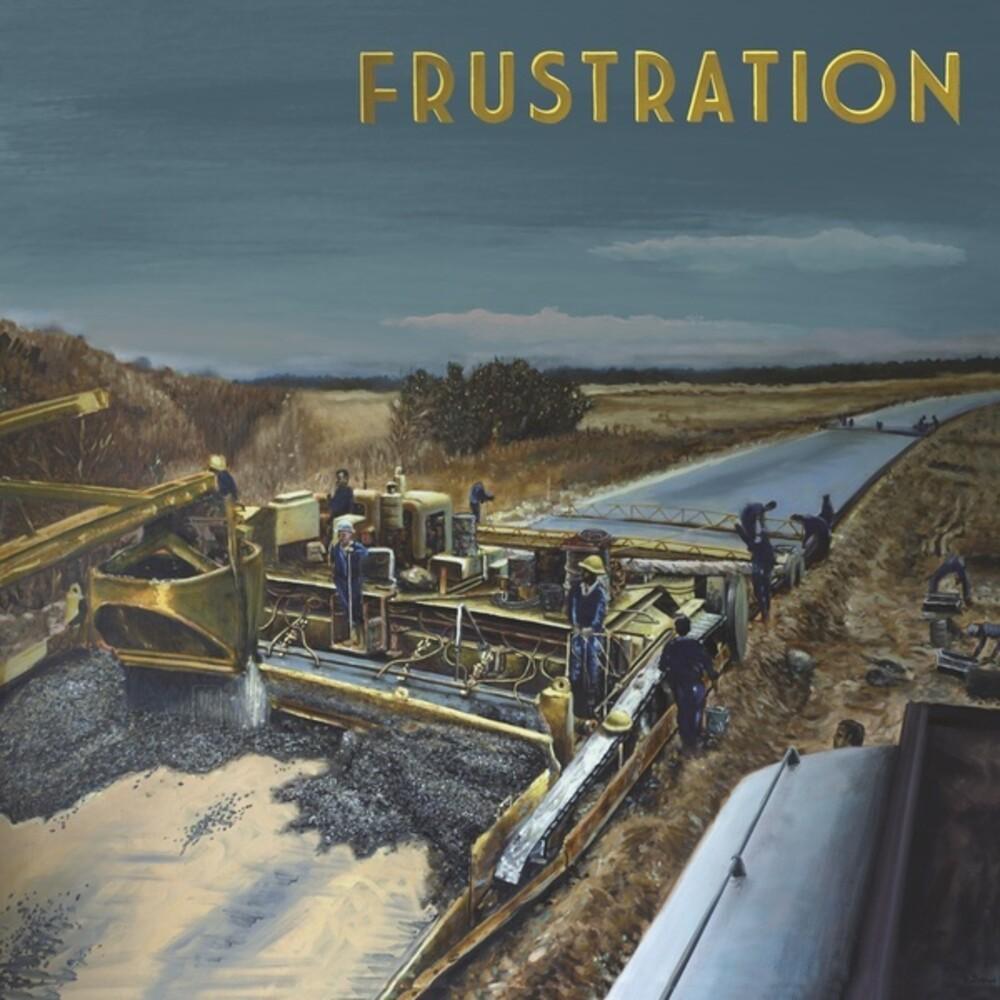 Frustration - So Cold Streams (Uk)
