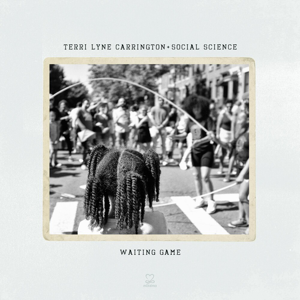 Terri Carrington Lyne & Social Science - Waiting Game [2LP]