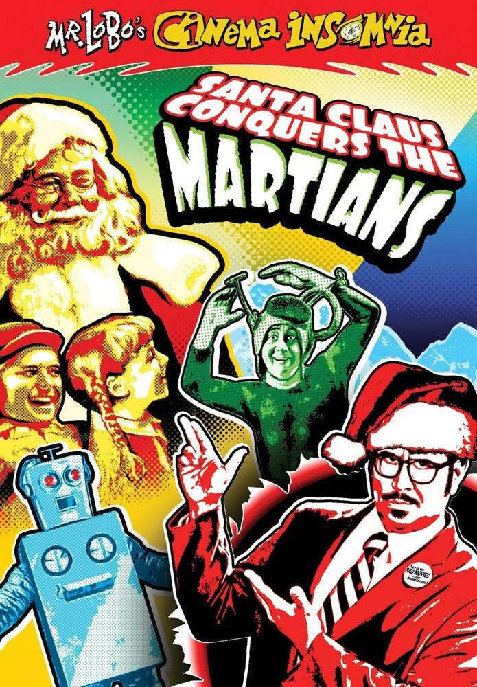 Mr Lobo's Cinema: Santa Claus Conquers Martians - Mr Lobo's Cinema: Santa Claus Conquers Martians