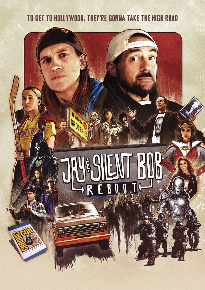 Jay & Silent Bob - Jay & Silent Bob Reboot