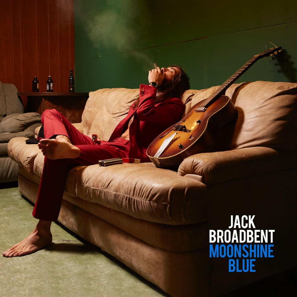 Jack Broadbent - Moonshine Blue [LP]