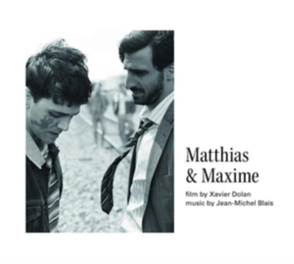 Jean Blais -Michel 10in - Matthias & Maxime / O.S.T. (Fra)