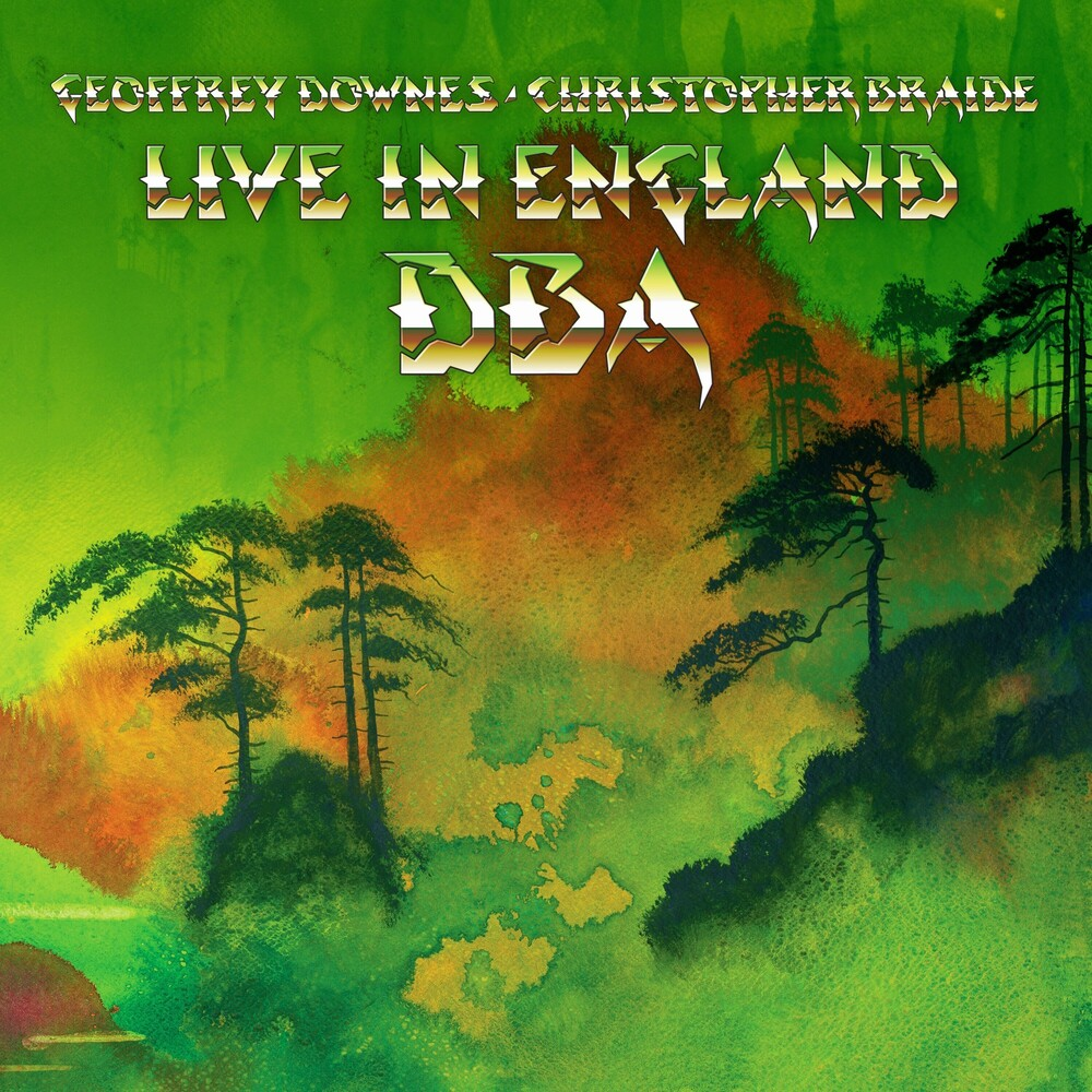 Downes Braide Association - Live In England (Gate) (Uk)