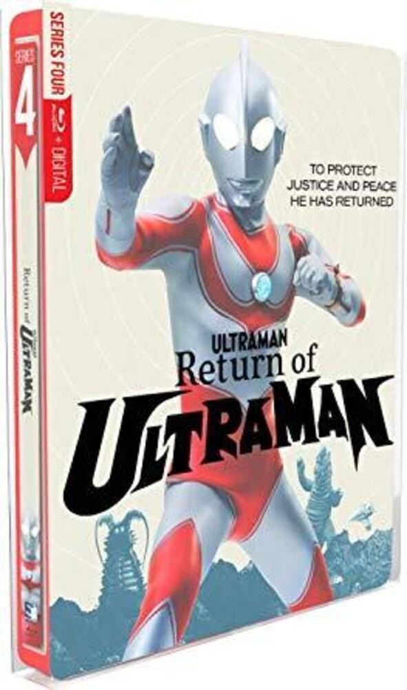 Return of Ultraman: Complete Series - Return Of Ultraman: Complete Series (6pc) / (Box)