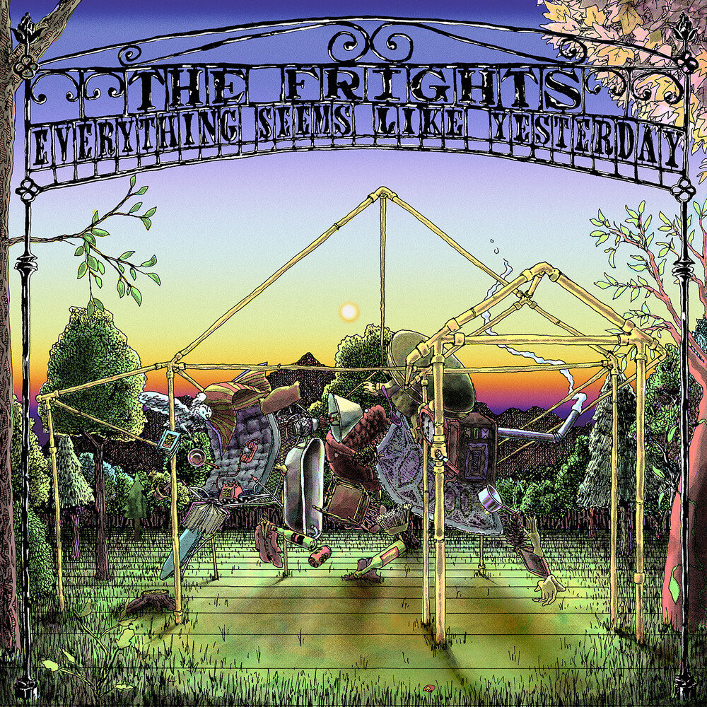 The Frights - Everything Seems Like Yesterday [LP]