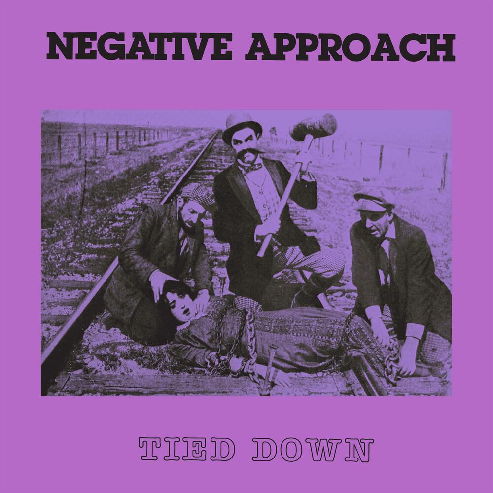Negative Approach - Tied Down (Color Vinyl) (Purp)