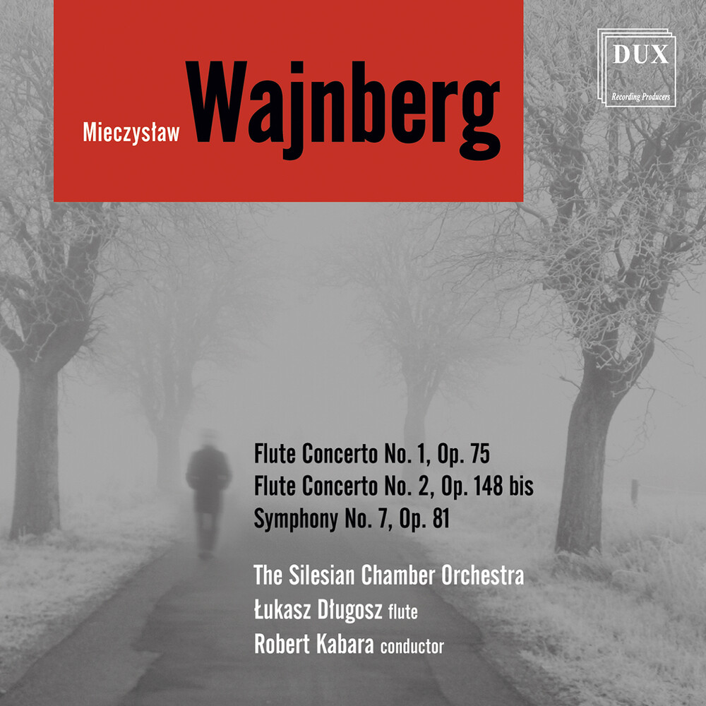 Weinberg / Dlugosz / Kabara - Flute Concertos 1 & 2