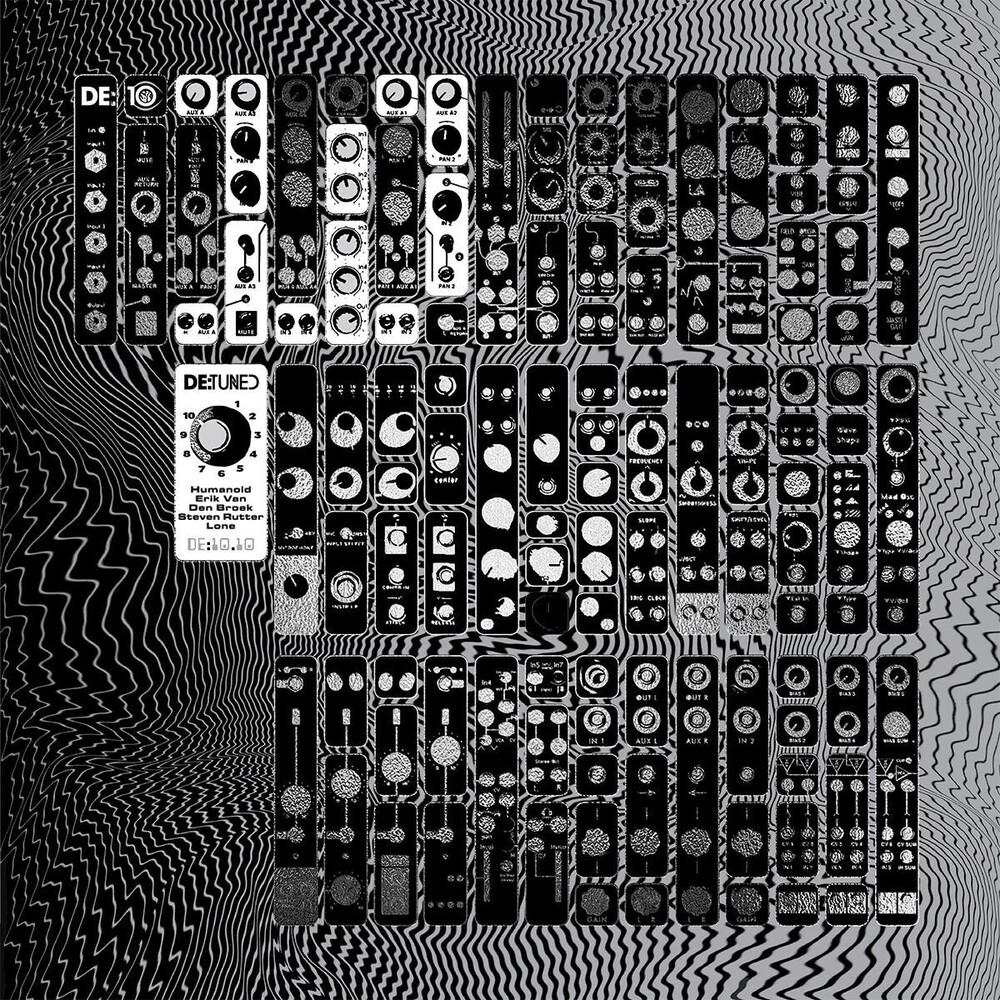 De1010 / Various Ogv - De:10.10 / Various [180 Gram]