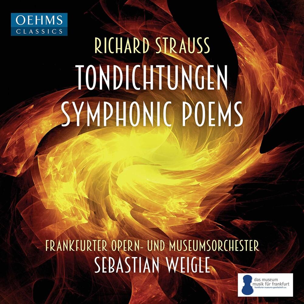 Frankfurter Opern- und Museumsorchester - Tondichtungen