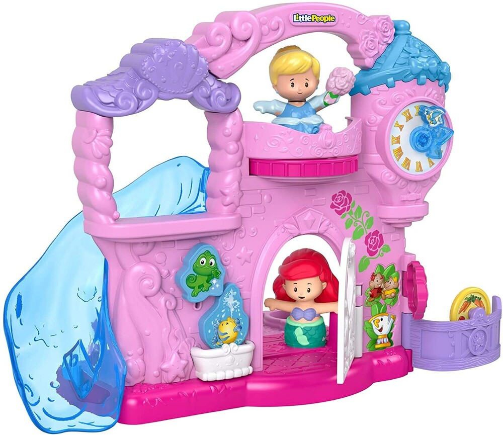 Little People - Fisher Price - Little People Disney Princess Mid Playset