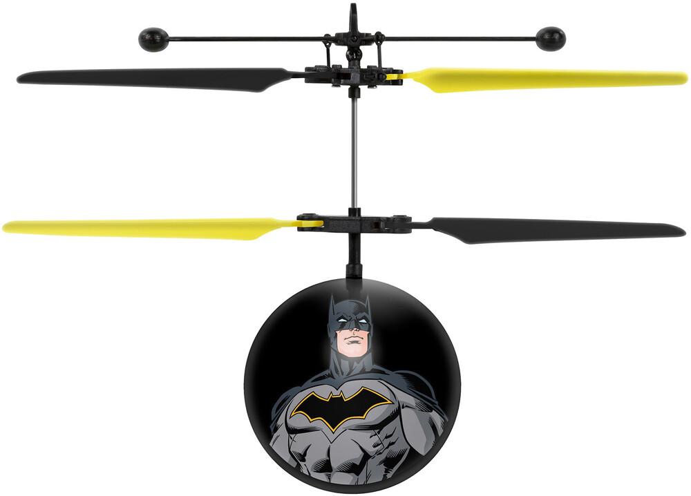 - DC Justice League: Batman IR UFO Ball Helicopter (DC, Justice League, Batman)