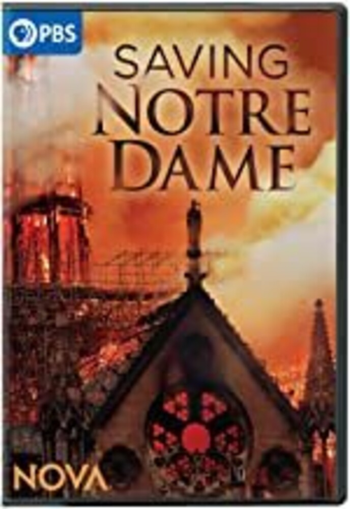 Nova: Saving Notre Dame - Nova: Saving Notre Dame