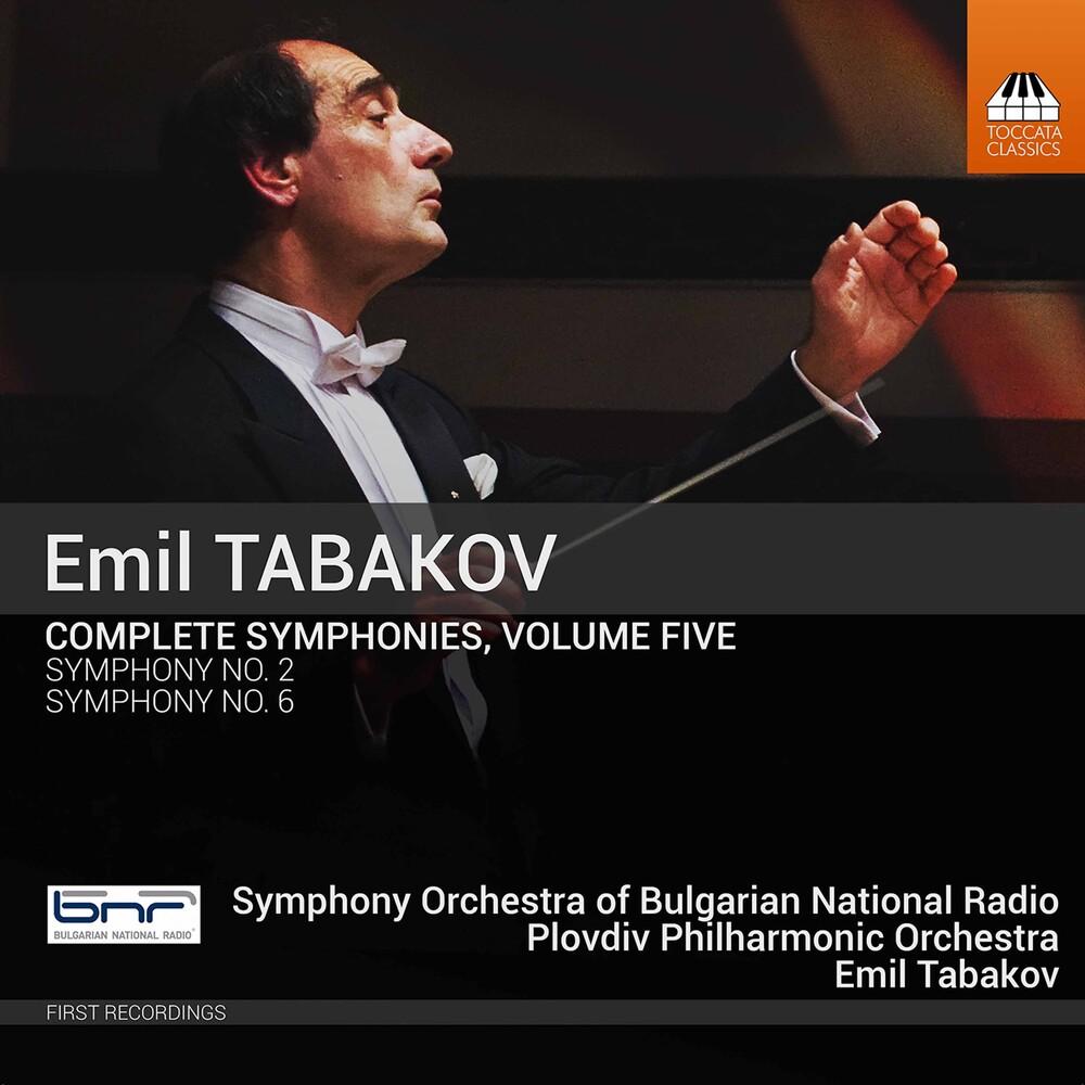 Emil Tabakov - Complete Symphonies 5