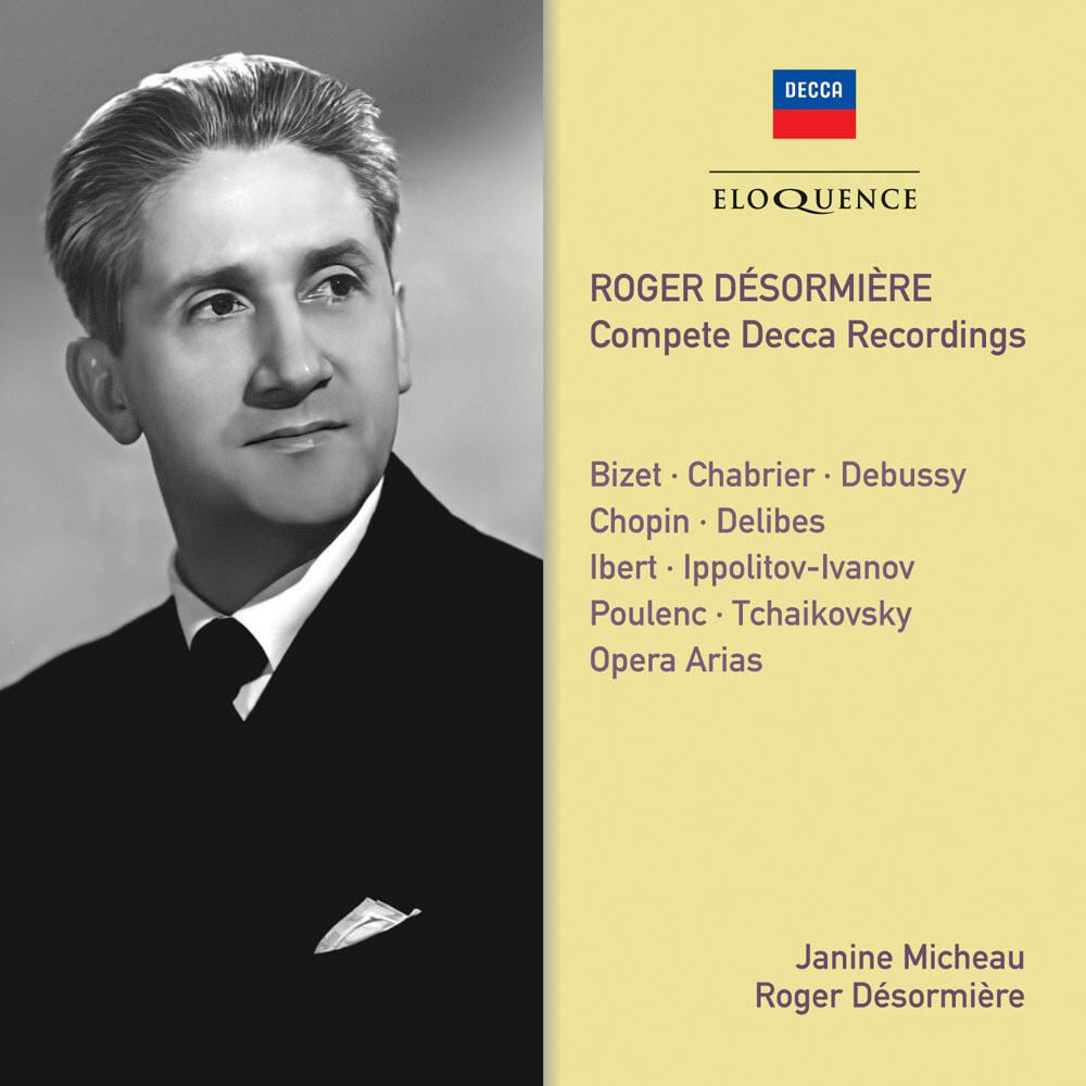Roger Desormiere - Roger Desormiere: The Decca Recordings (Aus)