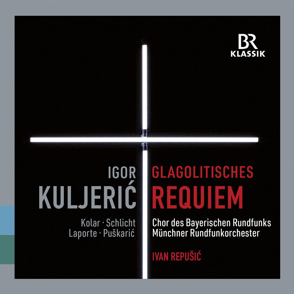 Chor Des Bayerischen Rundfunks - Glagolitisches Requiem