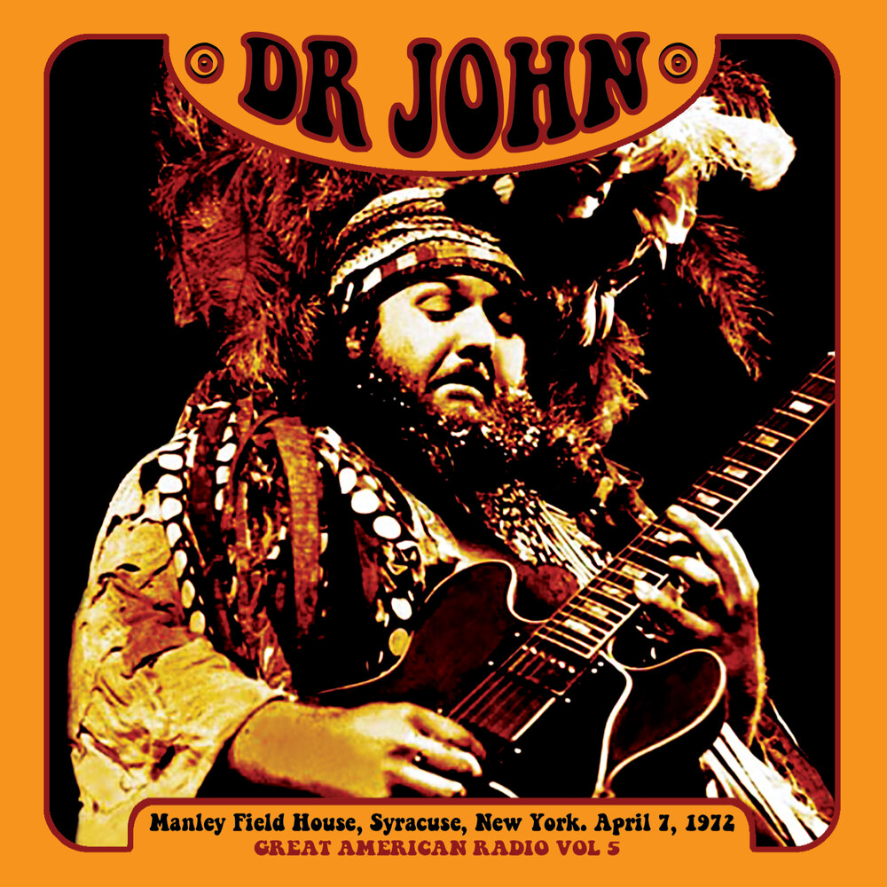 Dr. John - Great American Radio Vol 5 [Import]