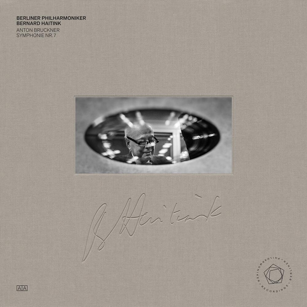 Bruckner / Berliner Philharmoniker / Haitink - Symphonie Nr (2pk)