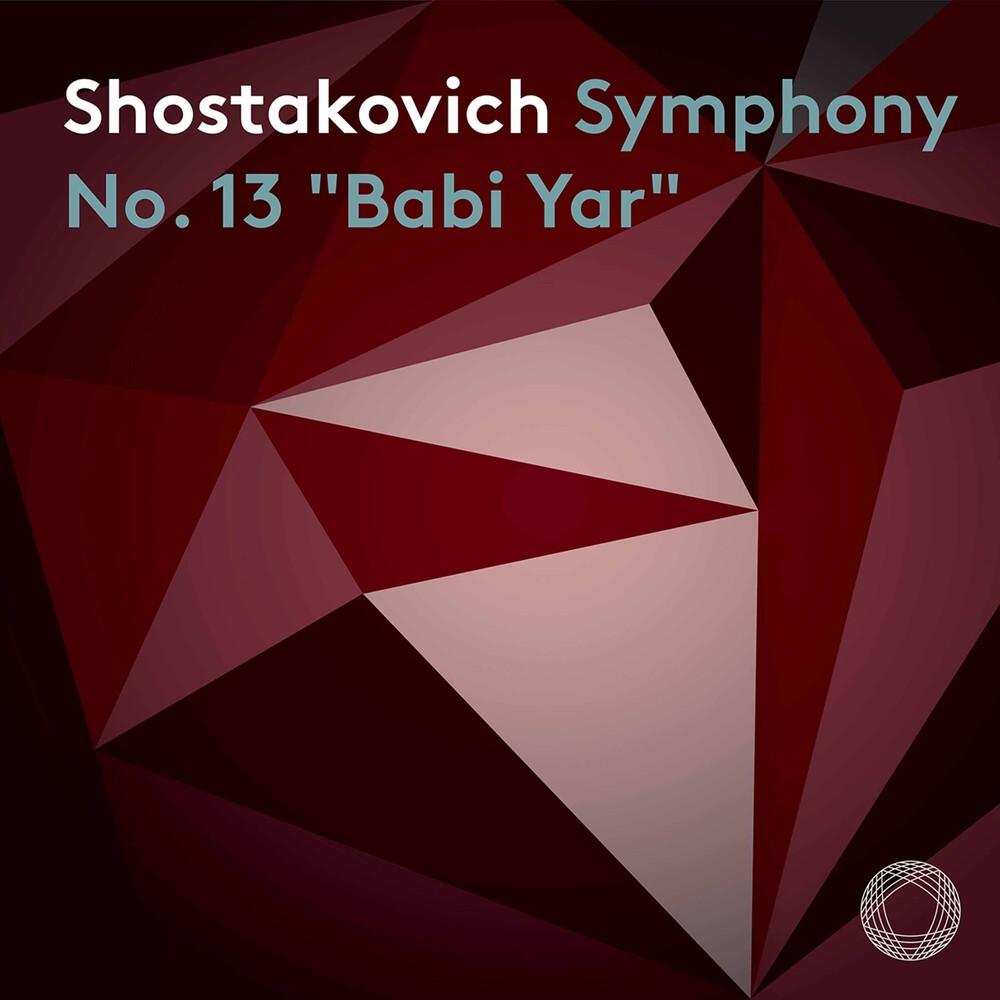 Shostakovich / Russian National Orch / Tsibulko - Symphony 13 (Hybr)