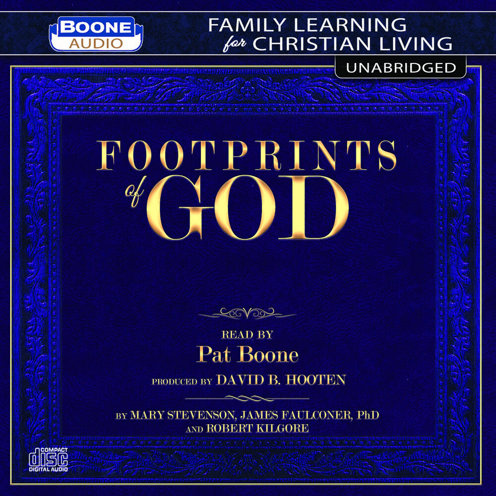 Pat Boone / Hooten,BDavid - Footprints Of God