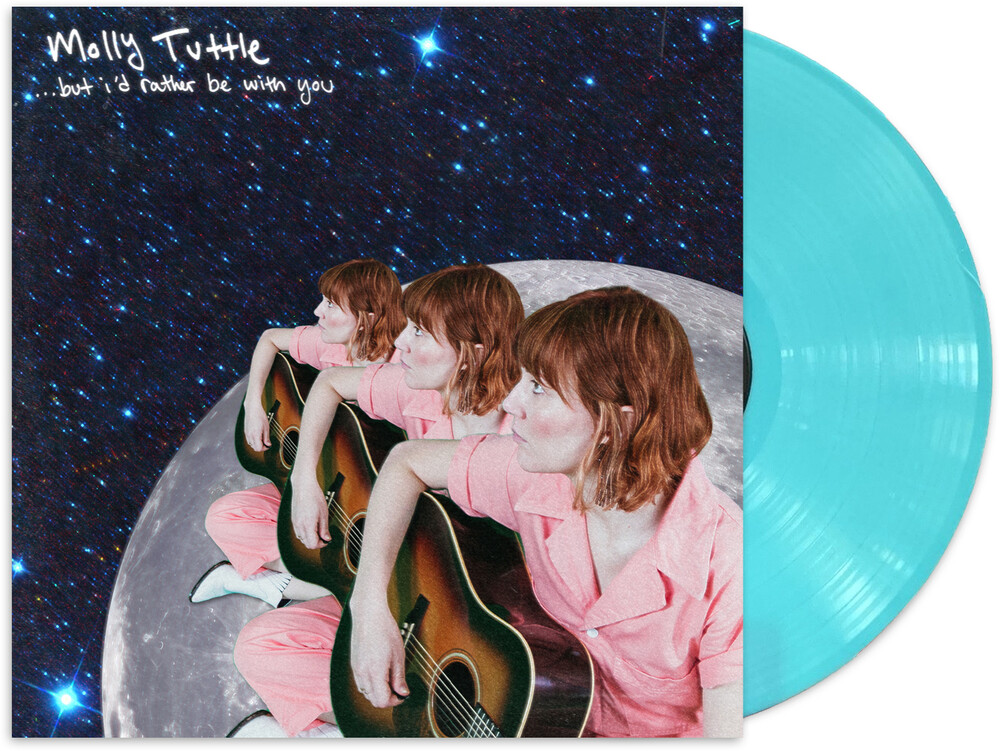 Molly Tuttle - …but i'd rather be with you [Indie Exclusive Limited Edition Aqua LP]