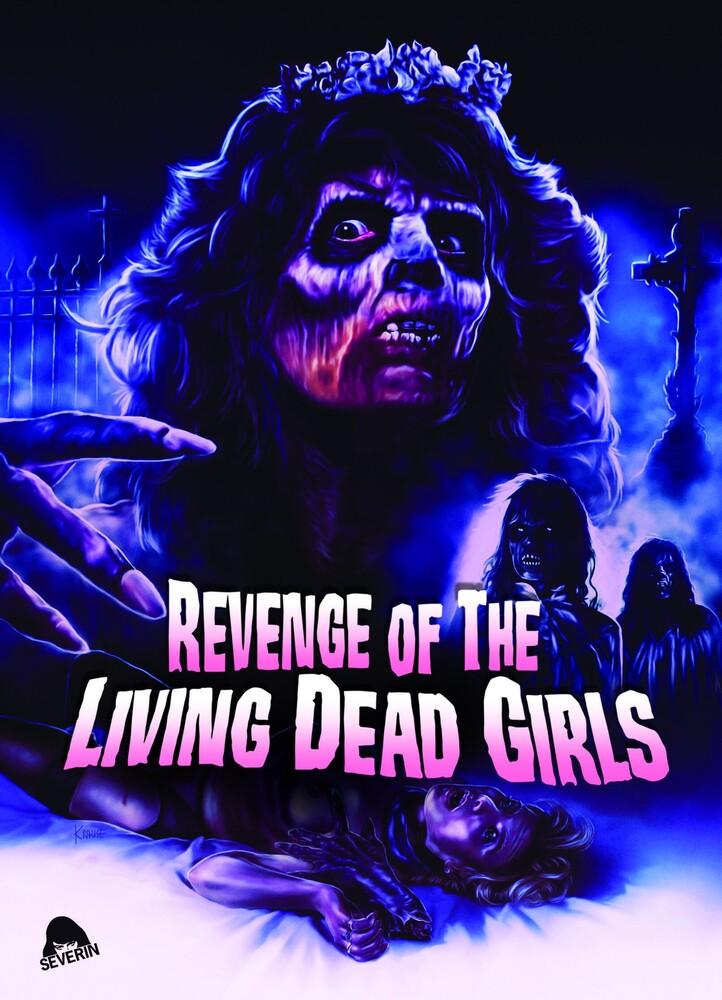 Revenge of the Living Dead Girls - Revenge Of The Living Dead Girls / (Anam Ws)