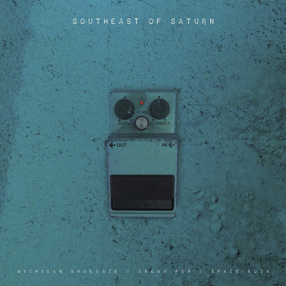 Various Artists - Southeast Of Saturn [2LP]