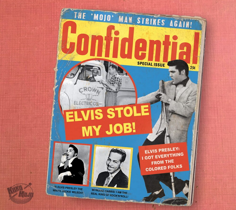 Elvis Stole My Job / Various - Elvis Stole My Job / Various