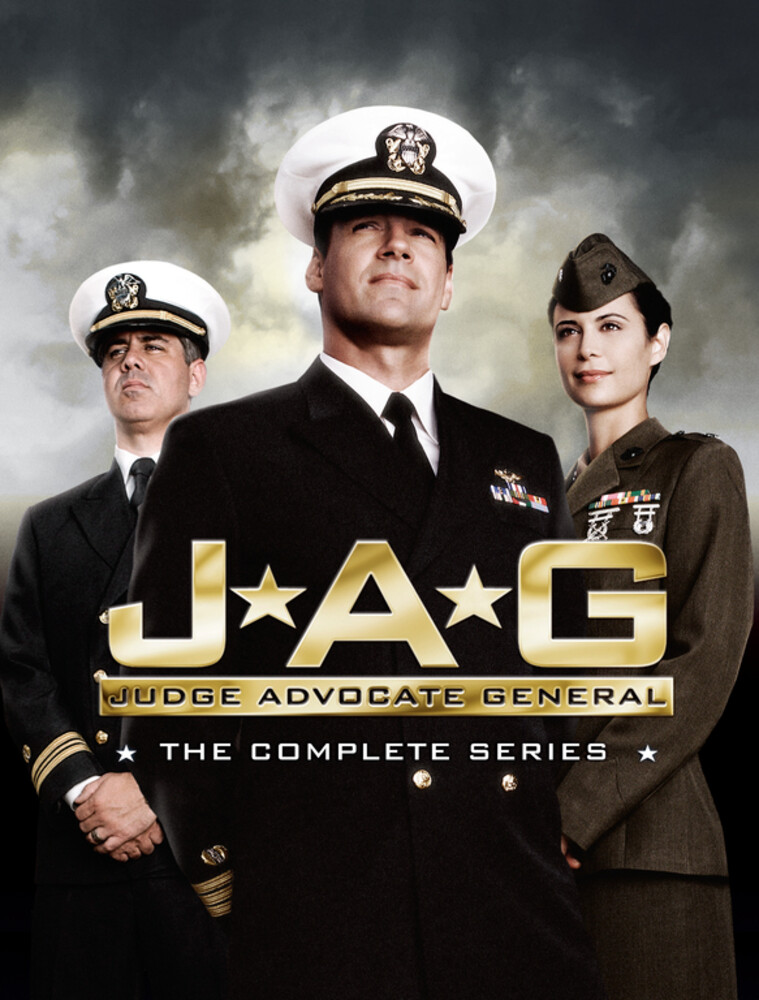 Jag: Complete Series - Jag: Complete Series (55pc) / (Box Full Rpkg Slip)