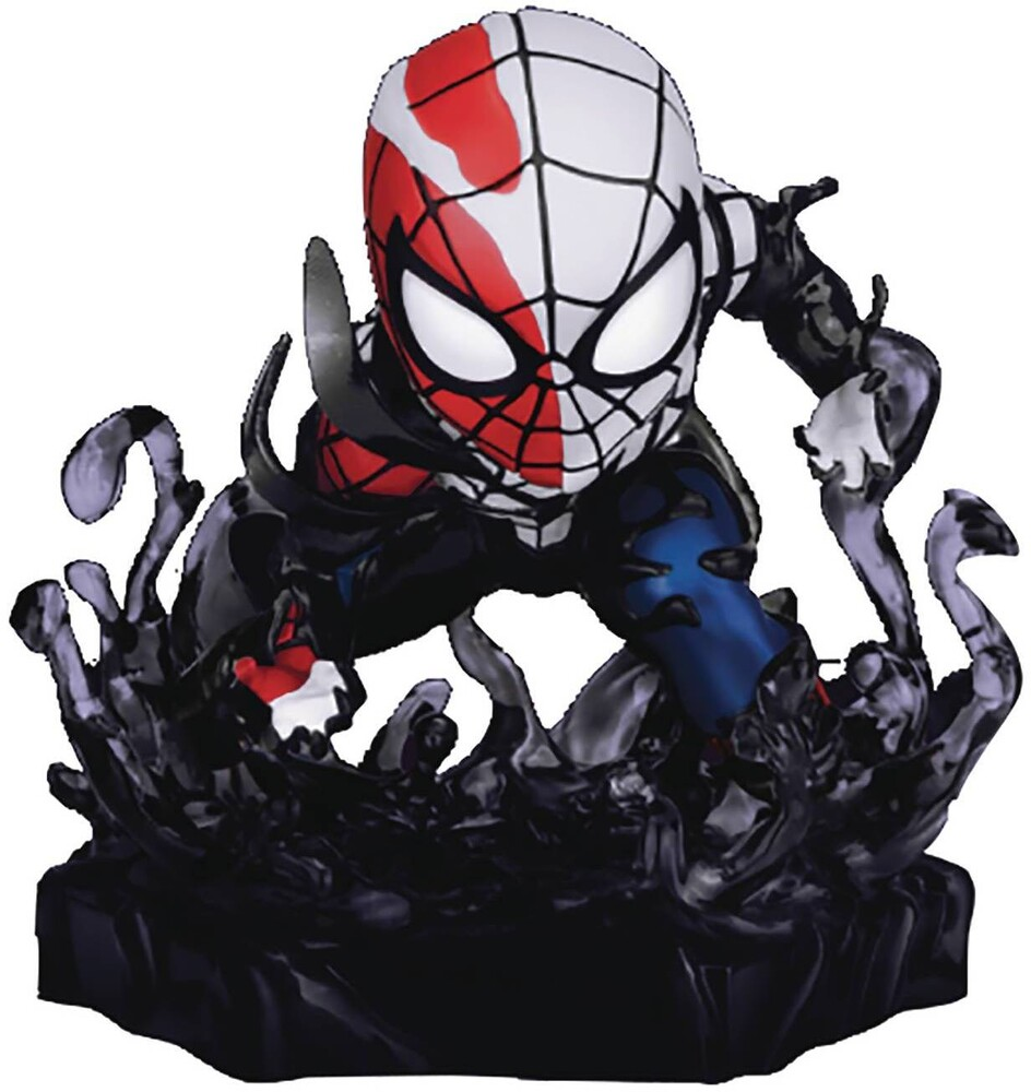 Beast Kingdom - Beast Kingdom - Marvel Maximum Venom MEA-018 Venomized Spider-Man Figure