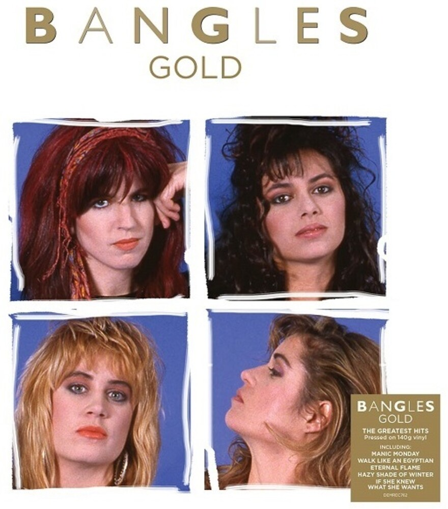 Bangles - Gold (Blk) (Ofgv) (Uk)