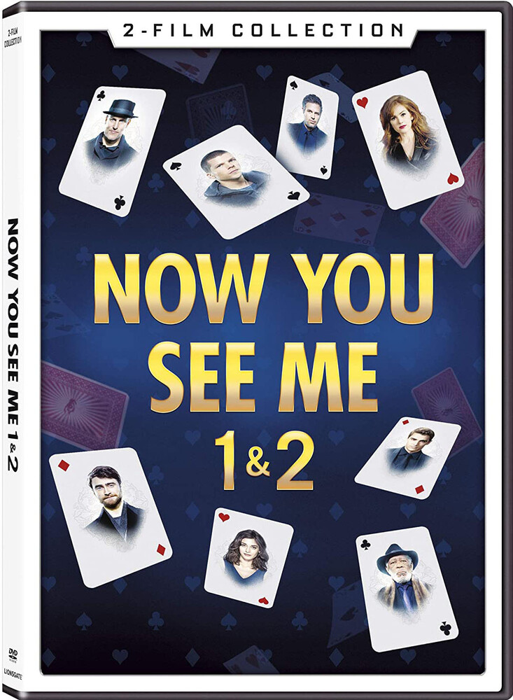 Now You See Me Double Feature - Now You See Me Double Feature9/22 (2pc)