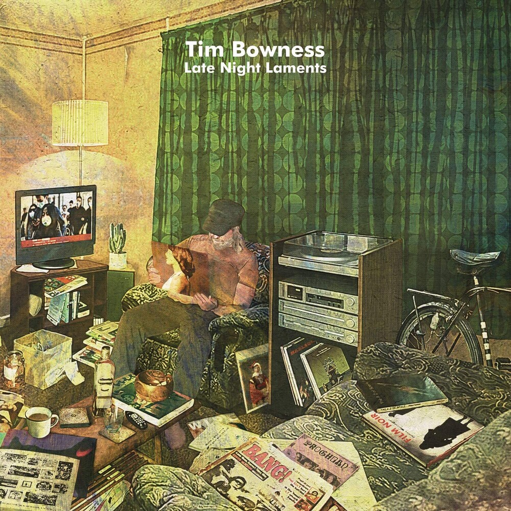 Tim Bowness - Late Night Laments [Import Limited Edition LP+CD]