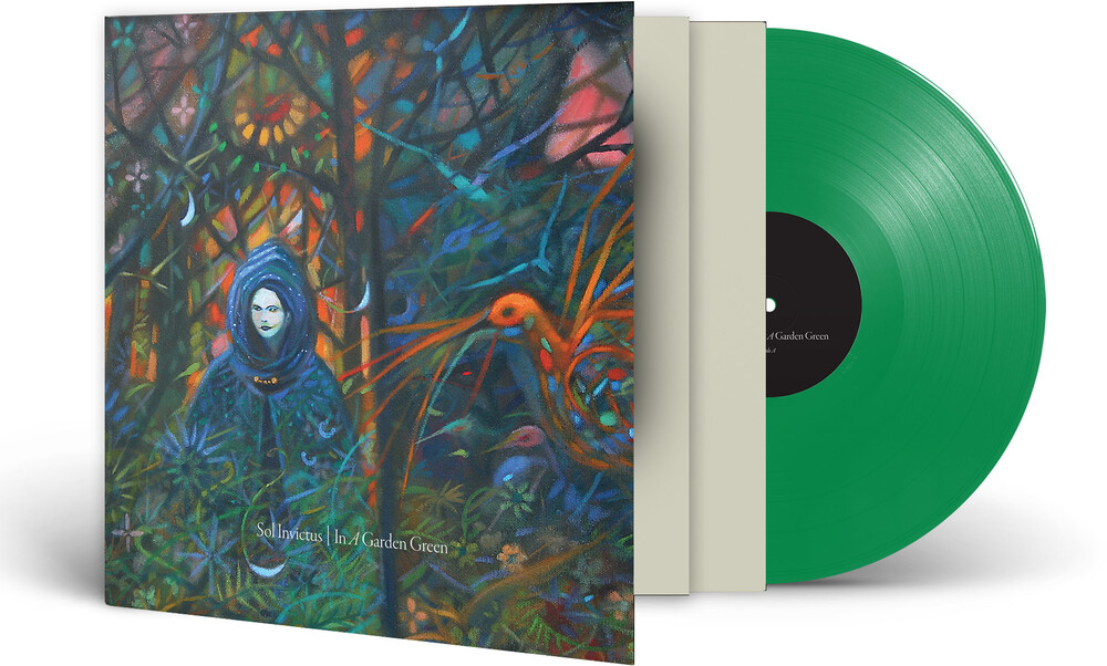 Sol Invictus - In A Garden Green (Green Vinyl) (Gate) (Grn) [Limited Edition]